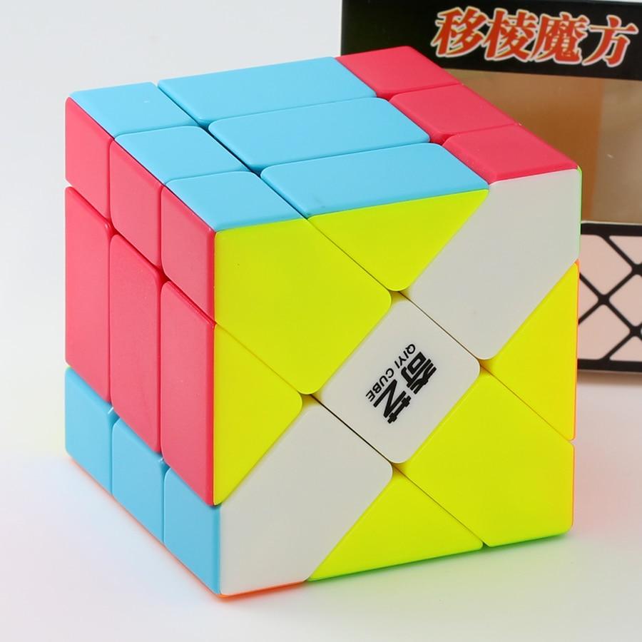 Cubo mágico qiyi (xmd), yileng fisher, formato