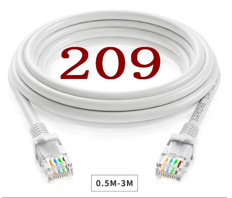 A209 xintylink EZ rj45 connecteur cat6 rj 45 prise de câble ethernet cat5e utp 8P8C cat 6 réseau 8pin modulaire non blindé cat5 termin