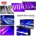 2000 Вт УФ светодиодная лампа для отверждения светодиодная УФ-система для офсетной машины  сушки принтера печать этикеток  планшетный принте...