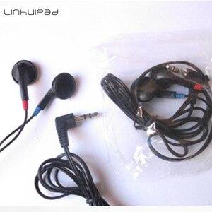 Image 1 - สีดำหูฟังสเตอริโอDE 05ทิ้งe arbudsชุดหูฟังราคาถูกหูฟังสำหรับการเดินทางรถบัส