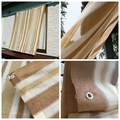 Сетка от солнца Tewango  четыре цвета  HDPE  защита от УФ-лучей  садовый солнцезащитный блок для дома  балкона  суккулентная сетка для затенения ра...