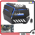 For Yamaha MT-09 FZ-09 FJ-09 MT-09 Tracer/Tracer 900 2014-2016 Motorcycle Accessories Coolant Recovery Tank Shielding Cover Blue