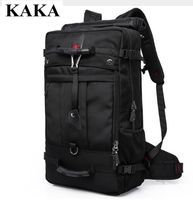 40L 50L Travel Backpack Men Military Oxford Travel Backpack Multi Function 17 Inch Laptop Camouflage Travel