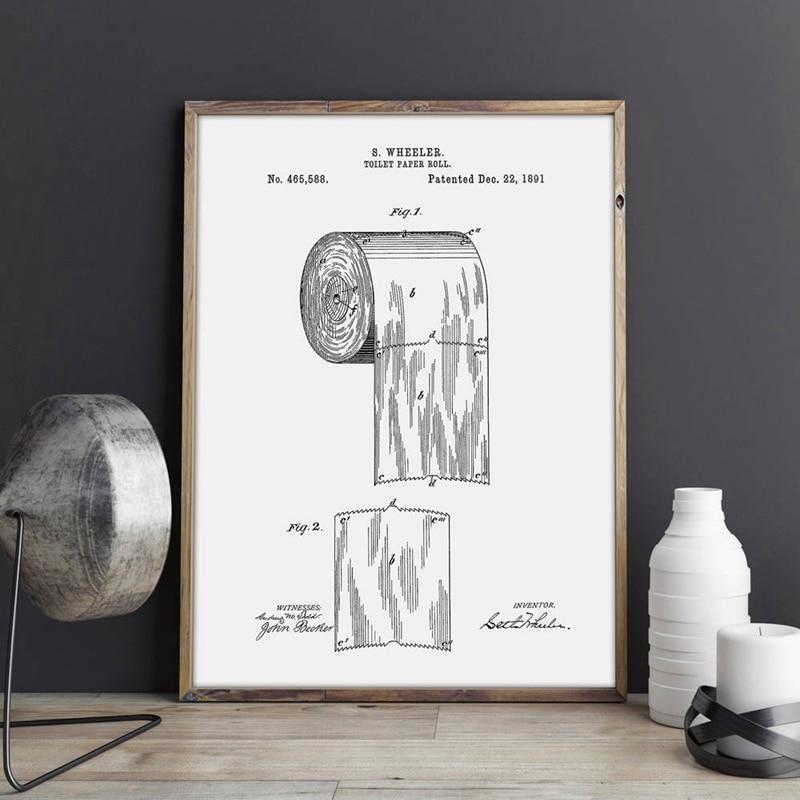 Toilet Paper Canvas Prints