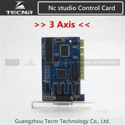 3 Axis Engels Versie Nc Studio Controle Kaart Voor Cnc Router Met Engels Versie
