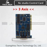 3 Axis English Version Nc Studio Control Card Set