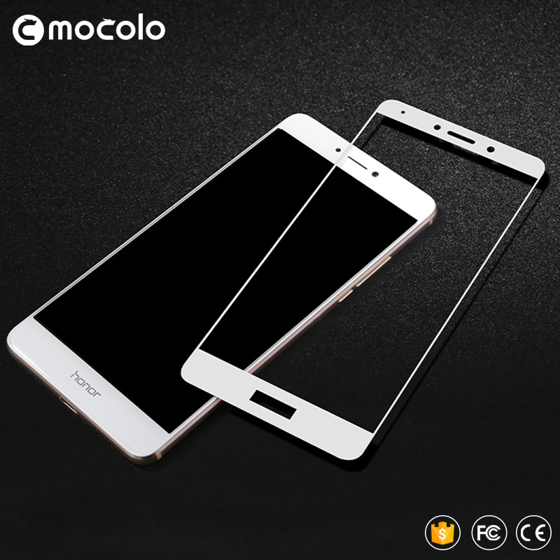 Full Cover Tempered Glass Film For Huawei Honor 6X Screen Protector - Mobile Phone Accessories and Parts - Photo 5
