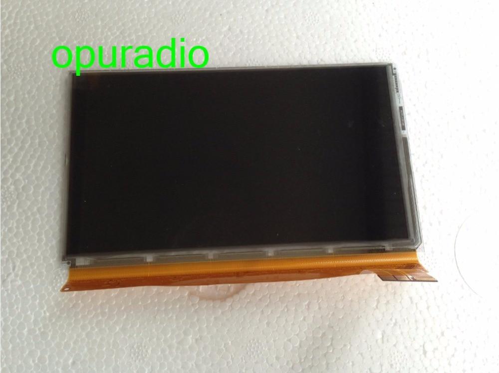 Free post 5 8Inch glass for LQ058T5AR04 LQ058T5AR03 LQ058T5AR02 LQ058T5AR01 display for Mercedes Porski PCM2 1