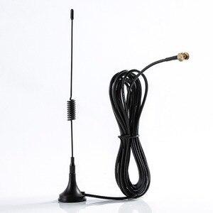 SOONHUA 5dbi 315Mhz SMA разъем антенна с магнитной базой для Ham радио усилитель сигнала с кабелем беспроводной повторитель