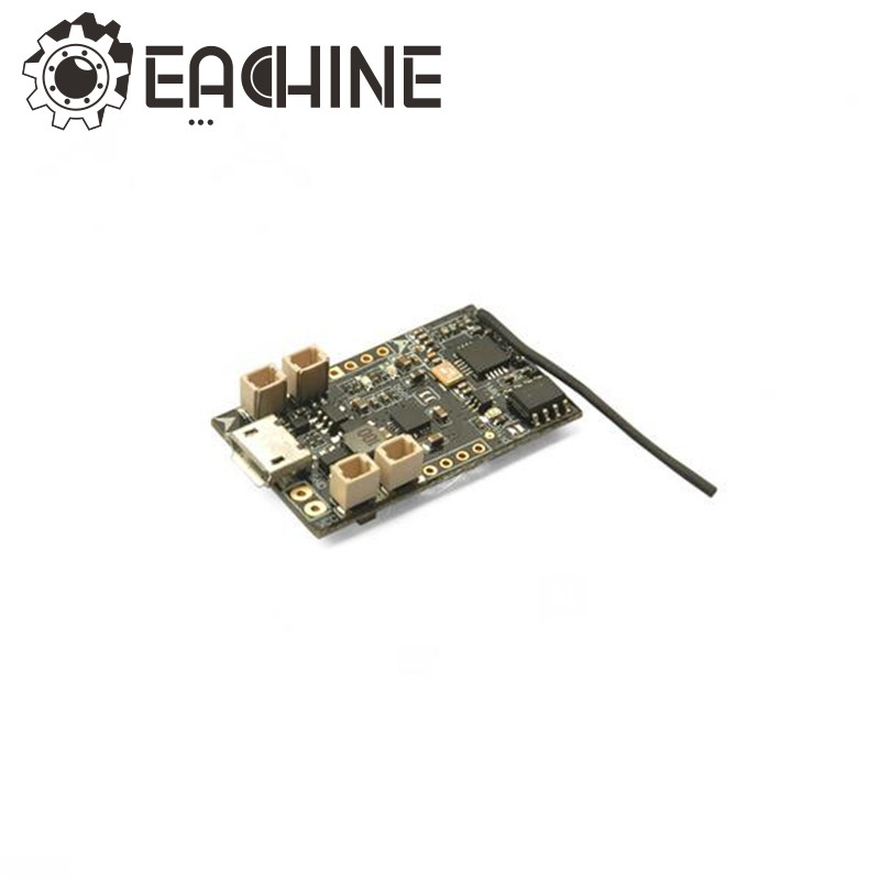 New Arrival FLF3_EVO_BRUSHED Flight Controller Built-in Flysky 6CH PPM Receiver For Eachine QX95 QX90 QX90C special edition eachine minicube flytower 20x20mm compatible for frsky for flysky for dsm rx receiver f3 flight controller esc