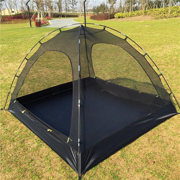 Hot Selling BUG BARRIER -2 Person MOSQUITO BUG TENT,CZY-040 INDOOR OUTDOOR POP UP MOSQUITO NET CANOPY,Includes TARP FLOOR
