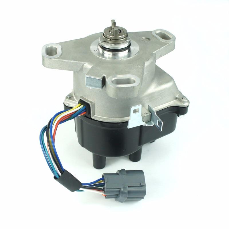 Ignition Distributor For 99 00 Honda Civic Si Sir 96 01