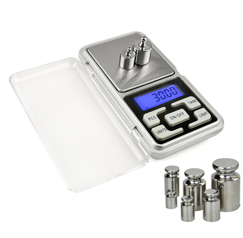 200g/300g/500g x 0.01g Mini Pocket Digital Scale for Gold Sterling Silver Jewelry Scales Balance Gram Electronic Scales seebz electronic scales interface board for bizerba bcii800