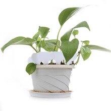 100pcs/set T-type Plastic Nursery Garden Plant Pots Label Thick Tag Mark for Flower Pot Garden White Macetas Plastic Tag