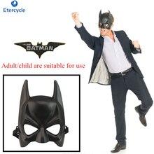 The Dark Knight mask Batman Super hero Adult/child Halloween cosplay Holiday gift Child Marvel Superhero