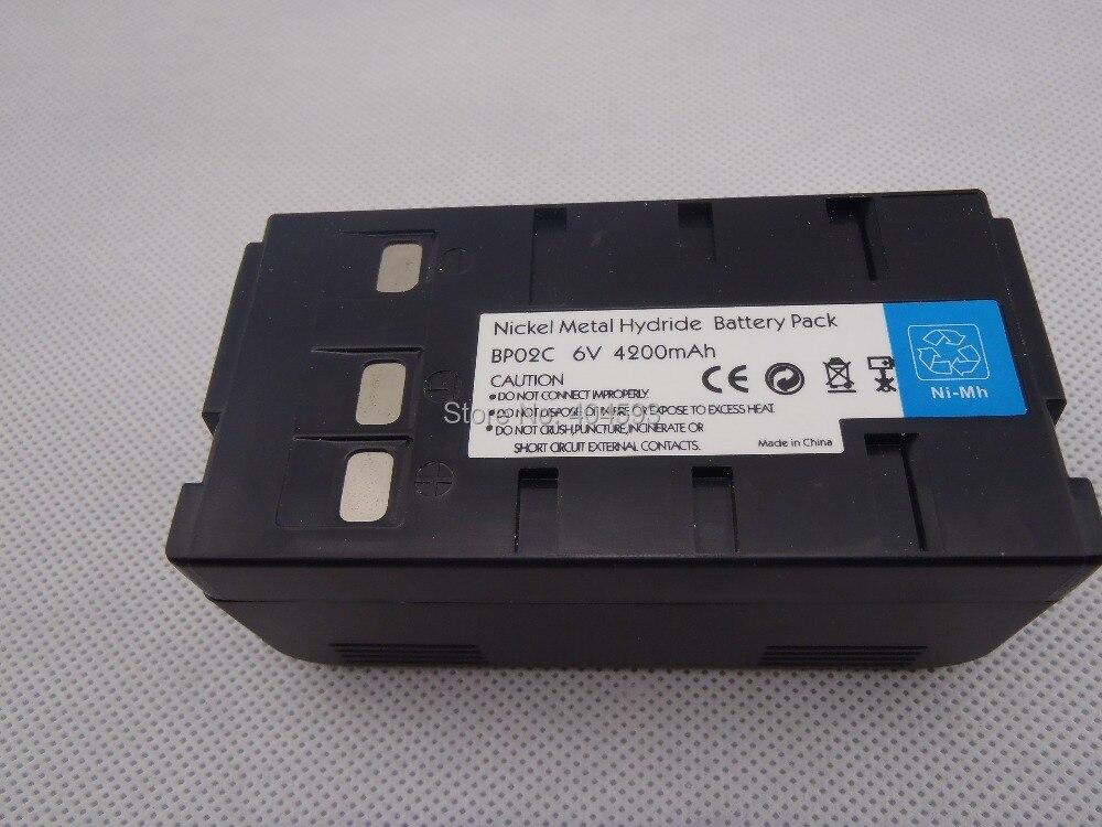 NUEVA batería Ni-MH BP02C para estaciones totales Pentax 6V - Instrumentos de medición - foto 2
