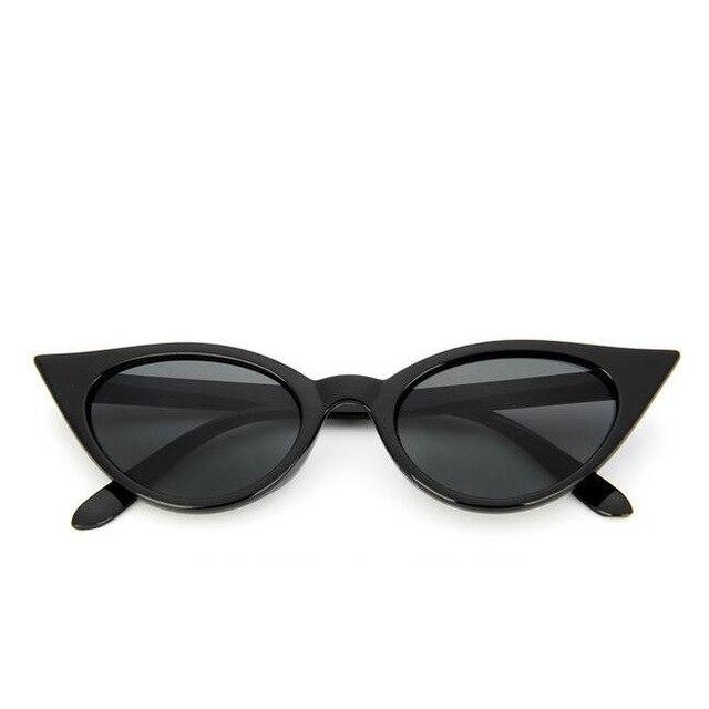 e0072a3f27f Dropwow 2019 New Fashion Cat Eye Sunglasses For Women Brand Designer ...