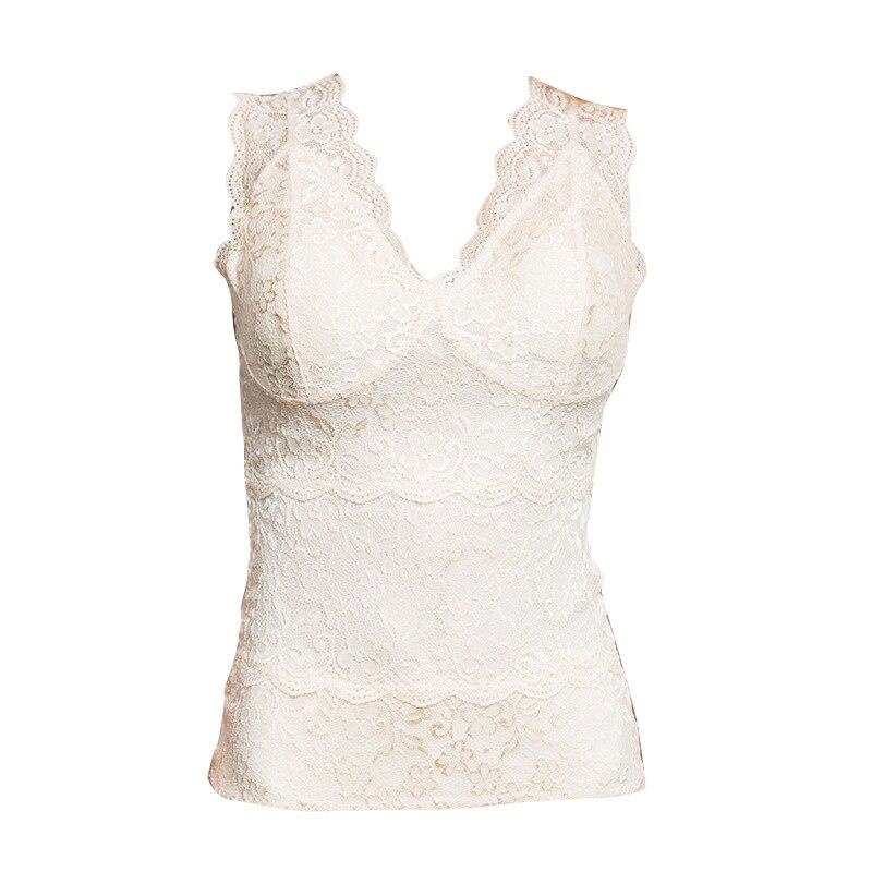 Femmes soutien-gorge Cami plus lisse Shaper sans couture soie Shapers 100% réel naturel soie lingerie fine hauts gilet soie écharpe