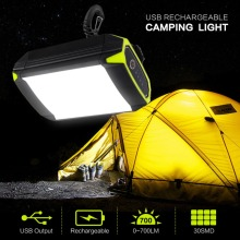 1PC Portable USB charging Tent Light Rechargeable Li Battery Mobile Power Bank Camping Outdoor Hanging Lights
