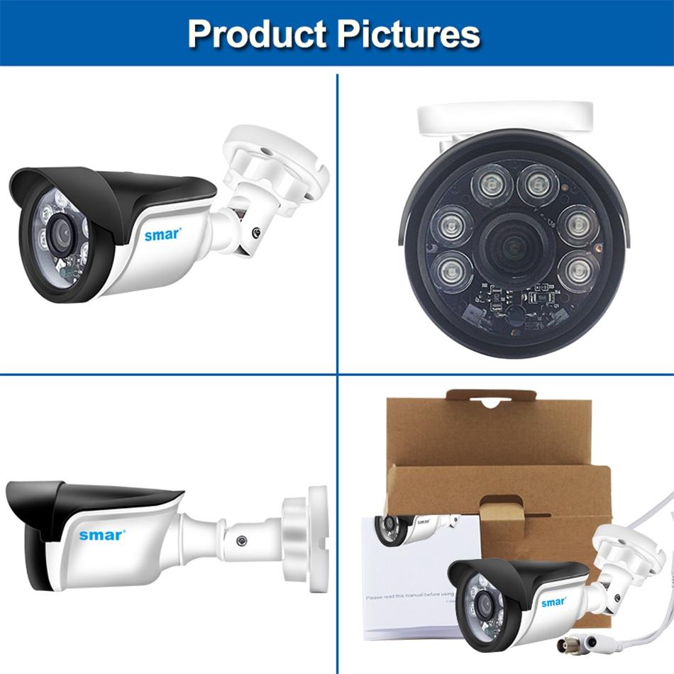 Smar Super HD 3MP5MP AHD Camera Surveillance CCTV Analog Camera High Resolution IR Cameras PAL NTSC Outdoor Video Cameras (3)