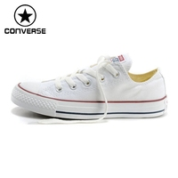 Original New Arrival 2016 Converse Low Top Classic Canvas Skateboarding Shoes Unisex Sneakser Free Shipping