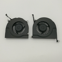 Left And Right CPU Cooler Cooling Fan For Macbook Pro 17 A1297 Unibody 2009 2010 2011