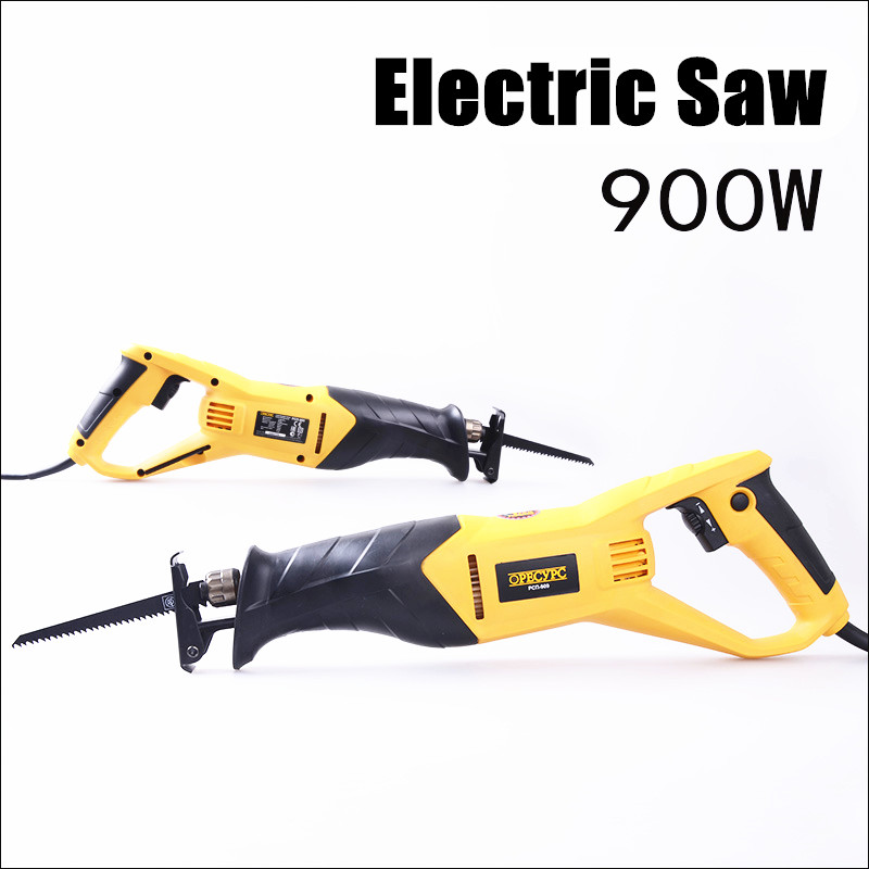 Reciprocating Saw Saber Hand Saw For Wood Steel And Metal Cutting 750w At Good Price And Fast Delivery 10pcs jig saw blades reciprocating saw multi cutting for wood metal reciprocating saw power tools accessories rct