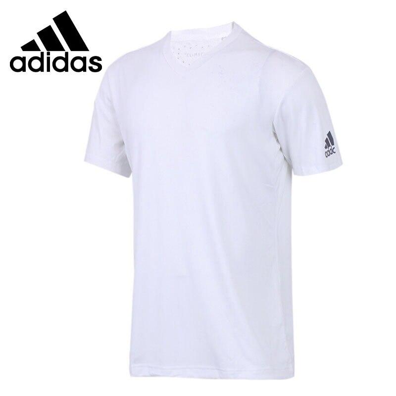 Original New Arrival 2018 Adidas CLIMACHILL Mens T-shirts short sleeve SportswearOriginal New Arrival 2018 Adidas CLIMACHILL Mens T-shirts short sleeve Sportswear