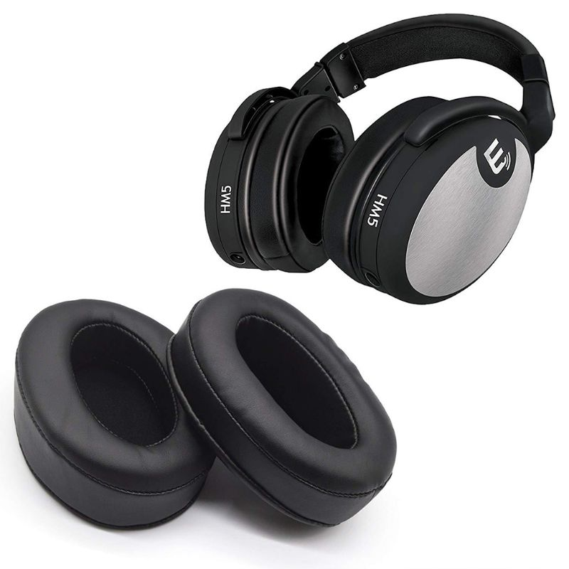 1 Pair Earphone Ear Pads Earpads Sponge Soft Foam Cushion Replacement For Sony MDR V6/ZX 700 For Brainwavz HM5 For AKG 701 Q701