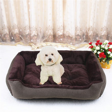 Pet Warm Sofas Cat Dog Autumn Houses Soft Cotton Bed Winter Kennel Puppy Teddy Little Pets Pet Products Mats