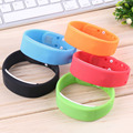 USB 3D LED Calorie Pedometer Sports Unisex Smart Wrist Bracelet Watch Unisex Wholesale
