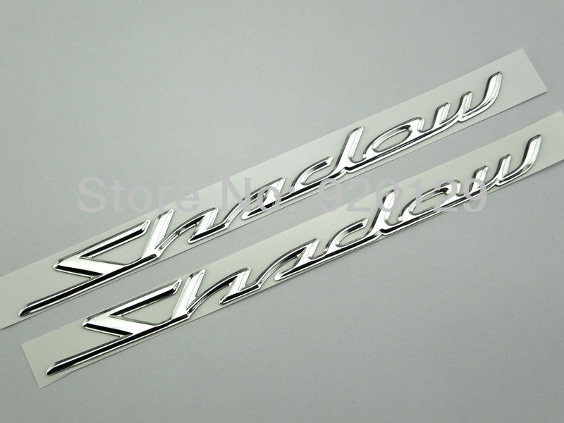 motorcycle Gas Tank Sticker For Honda Shadow Spirit Sabre Aero ACE VT750 emblem