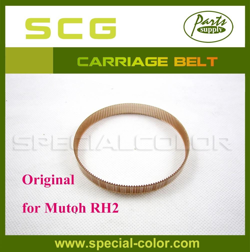 ФОТО 100% Original Mutoh RH2 CR Belt (Carriage Belt) for DX4 Waterbased/Solvent Printer