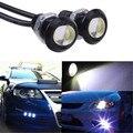10x9 W Motor LED Eagle Eye DRL bombillas de faros de Niebla Del Coche Luces de fuente Externa car-styling Auto LED Lámpara de La Niebla