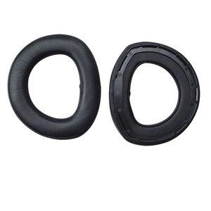 Image 5 - באיכות גבוהה החלפת קצף אוזן רפידות כריות Earpad לsennheiser HD800 אוזניות רך ונוח עור 20 JulyO0