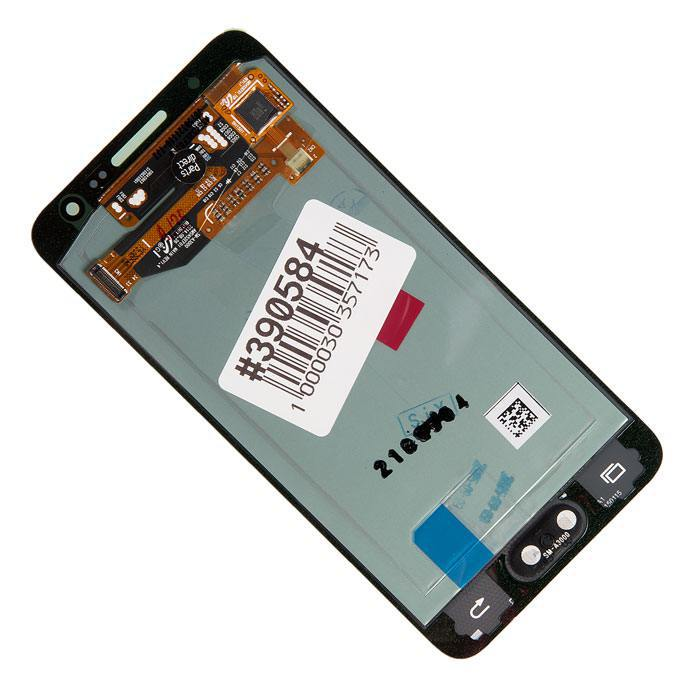 display assembled with touchscreen and button Home for Samsung Galaxy A3 SM-A300F white +toolsdisplay assembled with touchscreen and button Home for Samsung Galaxy A3 SM-A300F white +tools