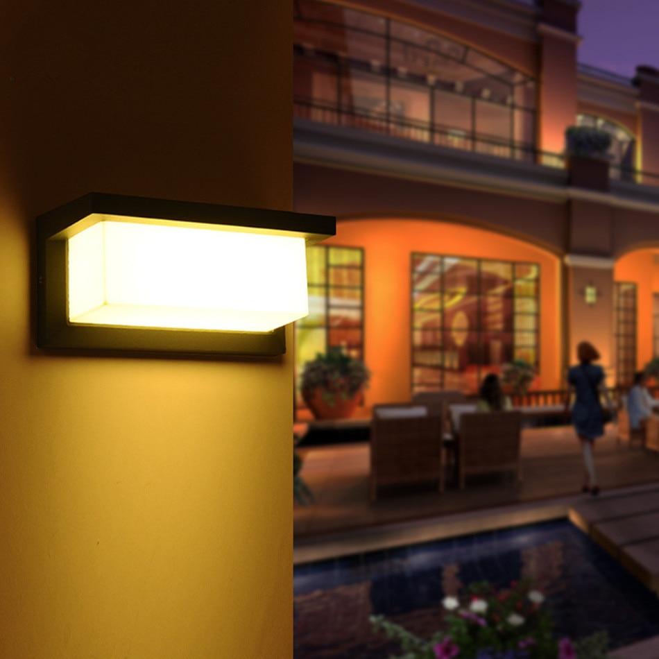 Acquista all'ingrosso online lampada da parete per esterni da ...