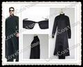 Матрица нео господин томас андерсен одежда в очках косплей костюм сделанные на заказ