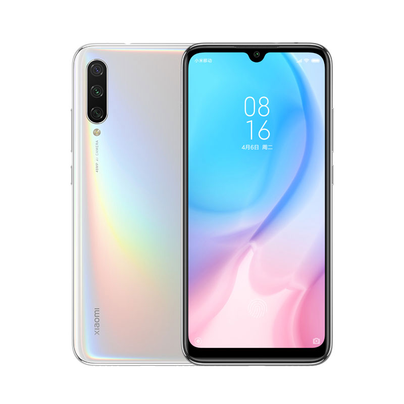 "Image 4 - In Stock Global Version Xiaomi Mi A3 MiA3 4GB 64GB Smartphone Snapdragon 665 Octa Core 6.088"" Screen 48MP + 32MP Camera 4030mAh-in Cellphones from Cellphones & Telecommunications"