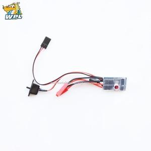 Image 3 - Transmisor de actualización WPL, accesorios de ajuste OP, modelo de Control remoto a escala completa/modelo de envío, transmisión de 3 canales de uso General
