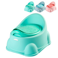 Baby Toilet Seat Cute Portable Baby Pot Child Pot Travel Potty Chair Training Girls Boy Pot Kids Child Toilet Seat Children's WC