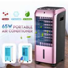 Портативный кондиционер 65 Вт 220 в натуральный ветер охлаждающий вентилятор воздуха вентилятор бытовой для гостиной Новое поступление