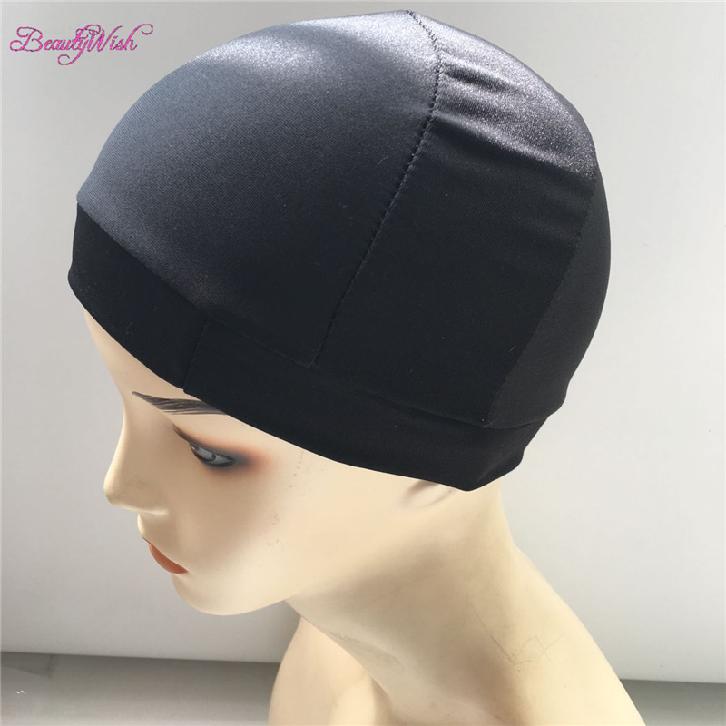 Wig Cap For Wig Making Adjustable Cheap 1pc Spandex Dome