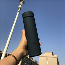 Insulate Thermos tea mug with Strainer Thermo mug Thermos Coffee cup Stainles steel thermal bottle Vacuum flask with lid ST086 350ml stainles steel thermal bottle vacuum flask insulate thermos tea mug thermo mug thermos coffee cup