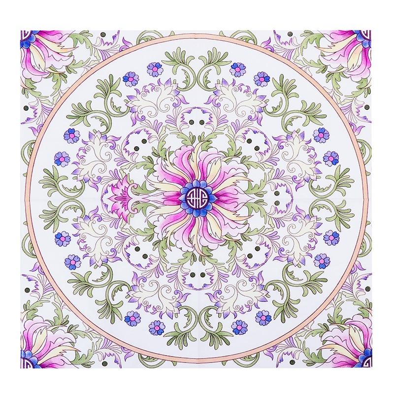 Pink Flesh Totem Design Paper Napkins Cafe & Party Tissue Napkins Decoupage Decoration Paper 33cm*33cm 20pcs/pack/lot vintage printed rose flower dragonfly paper napkins for event
