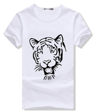 High Quality 95% Cotton T Shirt Print  Cheap Clothing China Men's Casual Top Tees 2018 New Arrival Fashion Style