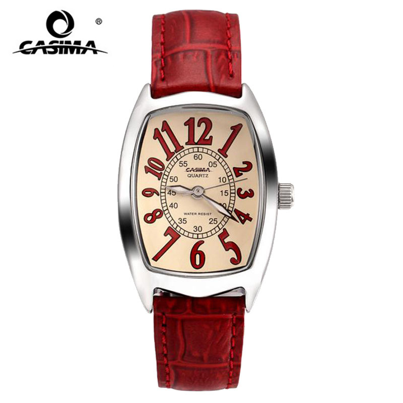 2017 CASIMA Fashion Watch Women Dress Ladies Girls Famous Brand Wrist Quartz Watch Female Clock Montre Femme Relogio Feminino sanda gold diamond quartz watch women ladies famous brand luxury golden wrist watch female clock montre femme relogio feminino