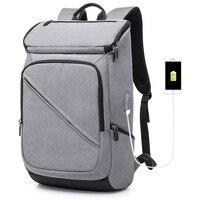 Multifunction USB Charging Men 17 3inch Laptop Backpacks For Teenager Travel Backpack For Man Computer Fashion