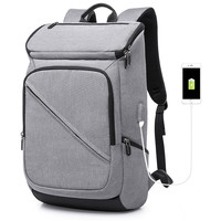 Multifunction USB Charging Men 17 3inch Laptop Backpacks For Teenager Travel Backpack For Man Computer Fashion