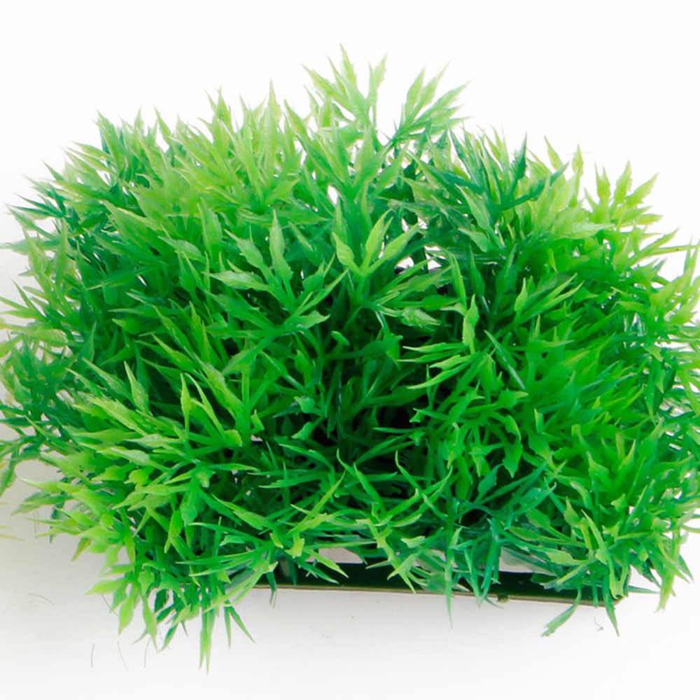 Aquário grama artificial decoração água ervas daninhas ornamento subaquático planta aquáticas tanque de peixes habitat decorações ornamentos paisagem